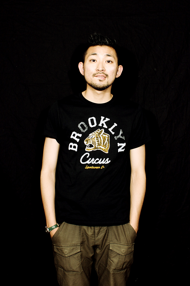 "The Brooklyn Circus ""JV Tiger"" T-shirts size S 7,344yen"