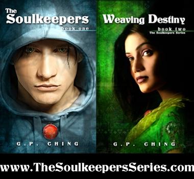 Soulkeepers series