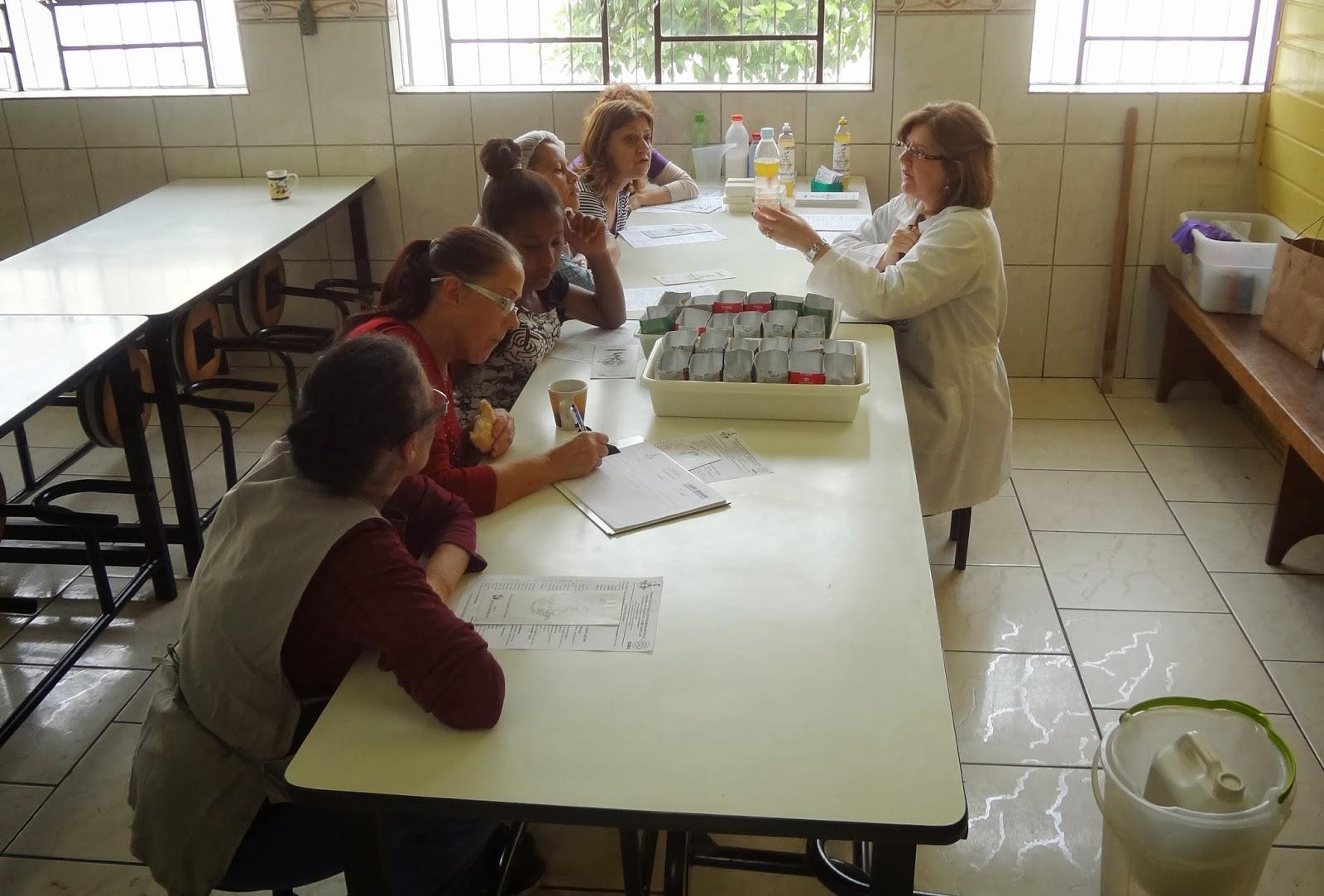 RECICLO ÓLEO: Visita na Escola Princesa Isabel #8F7E3C 1600 1083