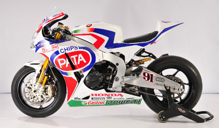 gambar Honda CBR1000RR World Superbike
