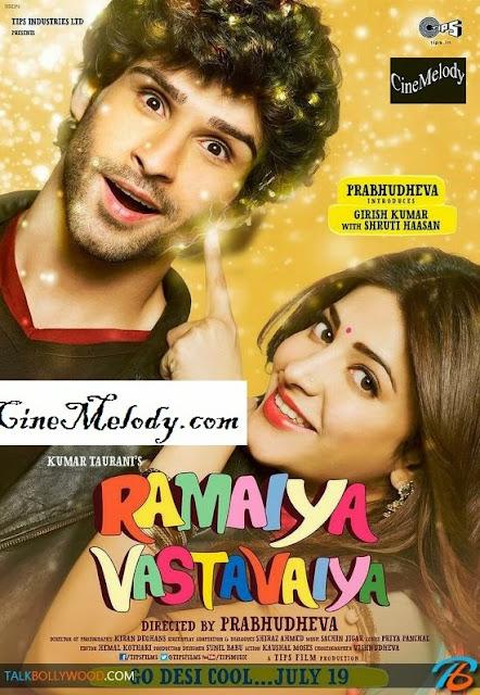 Ramaiya Vastavaiya   Hindi Mp3 Songs Free  Download  2013