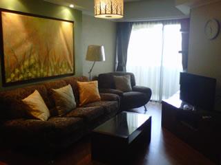 Sewa Apartemen Jakarta Selatan STC Sudirman Park Condominium 0101