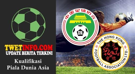 Prediksi RR Tiongkok vs Hong Kong, Piala Dunia Asia 03-09-2015
