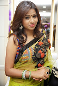 Manali rathod sizzling photos in saree-thumbnail-13