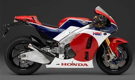 perbedaan Honda RC213V-S dengan versi MotoGP