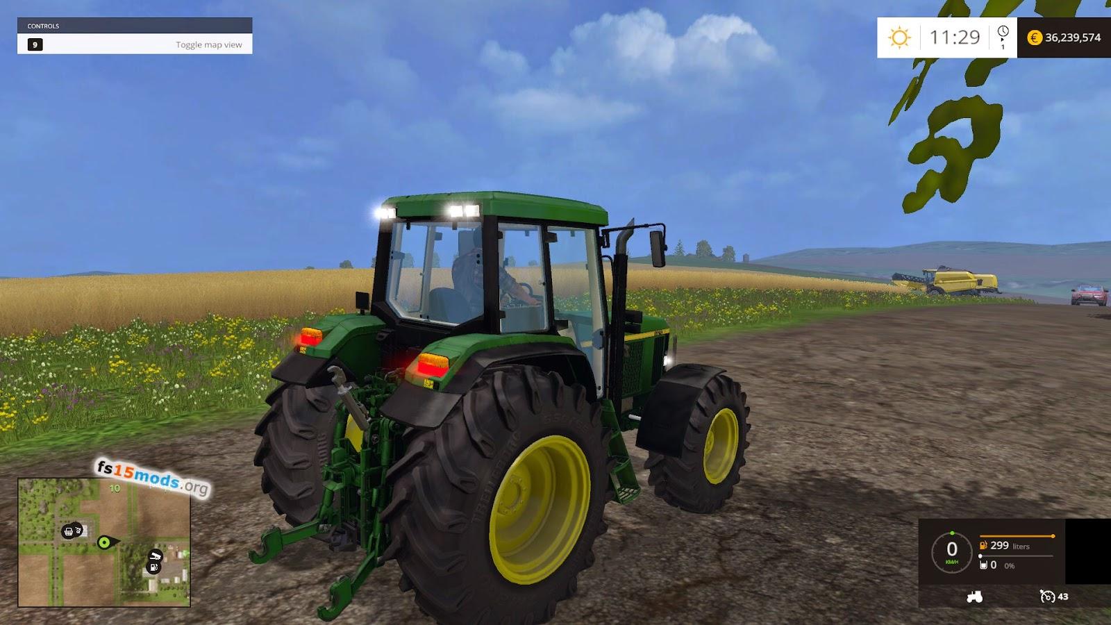 John deere 6810 tractors pack version 1 3 fs15 mods