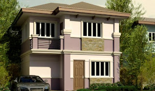evita 2 storey house