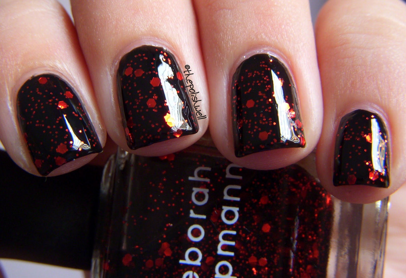 The Polish Well: Deborah Lippmann: Ruby Red Slippers