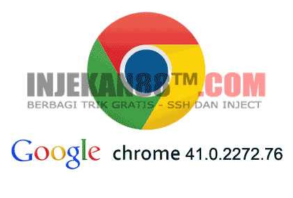 Download Software 2015 : Google Chrome 41.0.2272.76 Stable Offline Installer