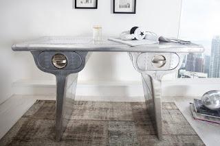 dizajn pracovny stolik