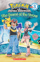 bookcover of Pokémon:SECRET OF THE TOWER