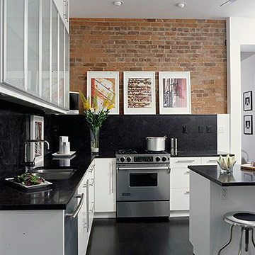 Modern Furniture: 2012 Contemporary Kitchens Decorating