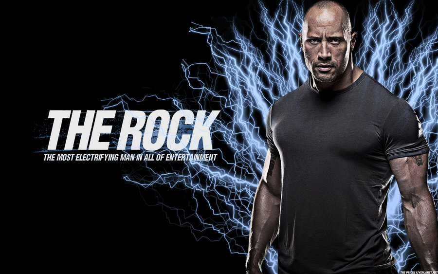 All About Wrestling Stars The Rock Wallpapers