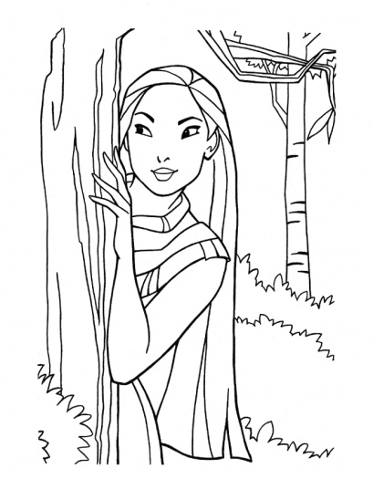 Coloriage de Barbie À imprimer - coloriage de barbie gratuit