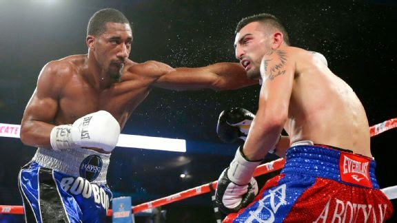 Watch Demetrius Andrade vs. Brian Rose live Boxing on Saturday June 14 2014