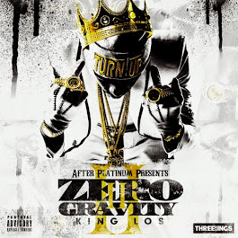 "Zero Gravity"" from King Los. Features include Devin Cruise, Lola Monroe, Jeremih, Kid Ink, Royce Da"