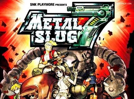 Metal Slug 7 Atari Oyunu + Emulator