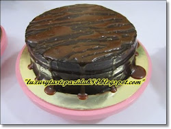 Chocolate Caremel Salted Cake