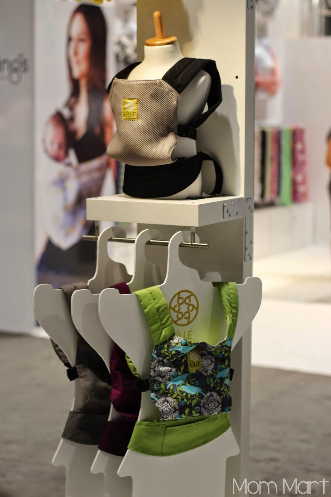 ABCKids14 Expo líllébaby doll carrier