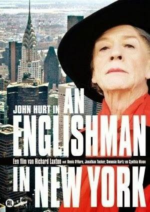 An englishman in New York, film