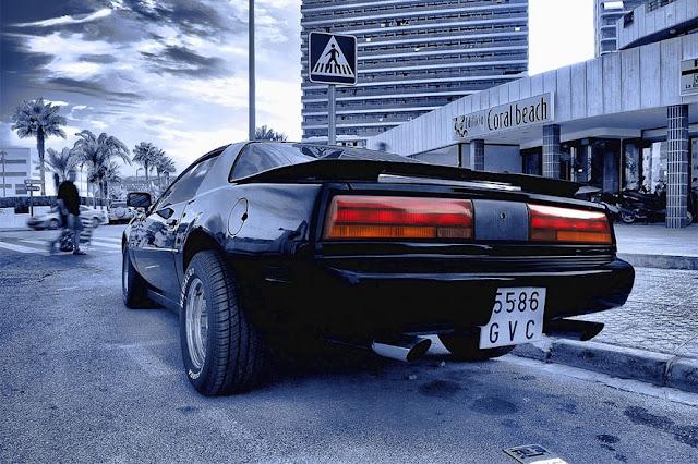 ポンティアック・ファイアーバード/トランザム 3代目 | Pontiac Firebird/ Trans Am (1982-92)