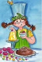 """""""Рецепти от малките готвачи за малките готвачи""""."""