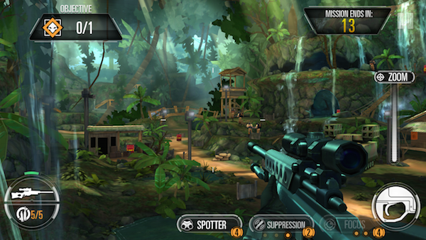 8. Sniper X With Jason Statham free download android apk file