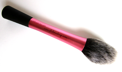 recensione pennello blush brush real techniques