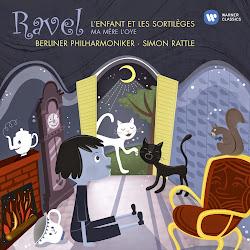 « L'Enfant et les Sortilèges » & « Ma Mère l'Oye » dirigés par Simon Rattle