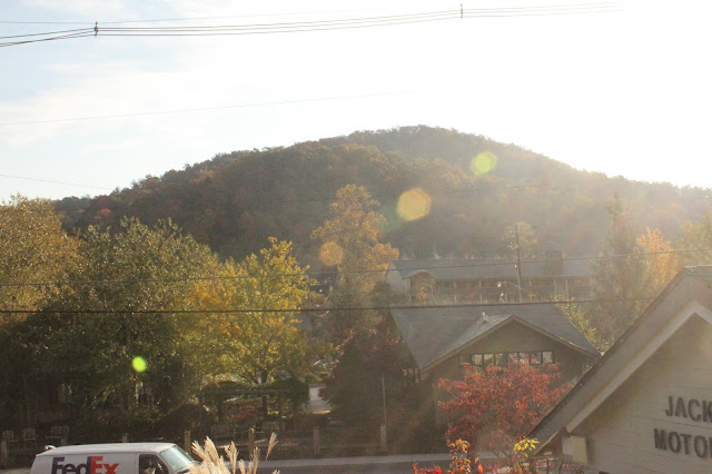 gatlinburg, vacation, autumn