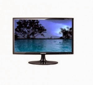Samsung 18.5 inch LED Backlit LCD Monitor for Rs. 5599 at Amazon