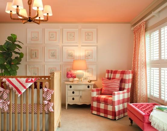 hedza+k%C4%B1z+bebek+odas%C4%B1 Kız Bebeği Odaları Dekorasyonu