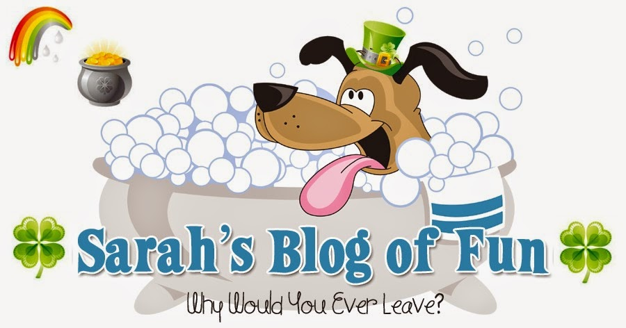 SARAH'S BLOG OF FUN