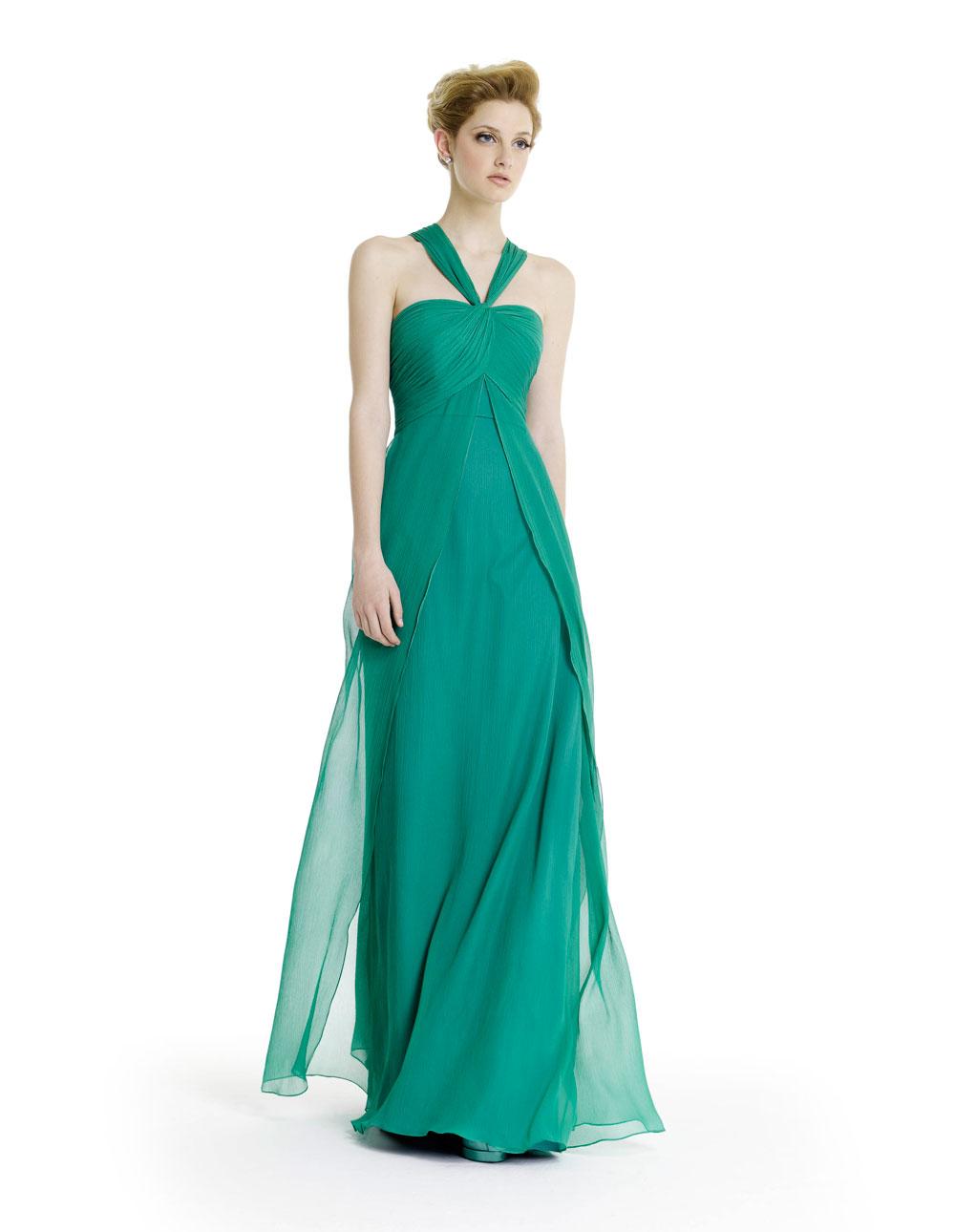 Moda y más: Vestidos de fiesta - Colección Alma Novia 2012 - Parte II