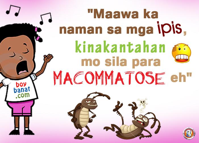 Pinoy Funny Jokes And Tagalog Boy Banat Htm