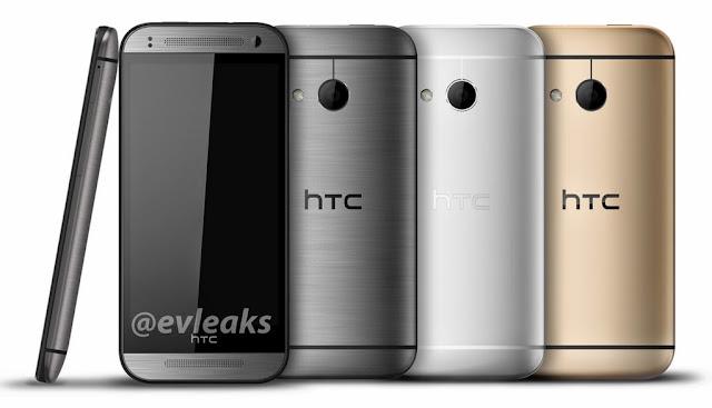 HTC One mini 2 照片流出