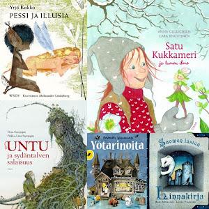 Lastenkirjat Leena Lumissa