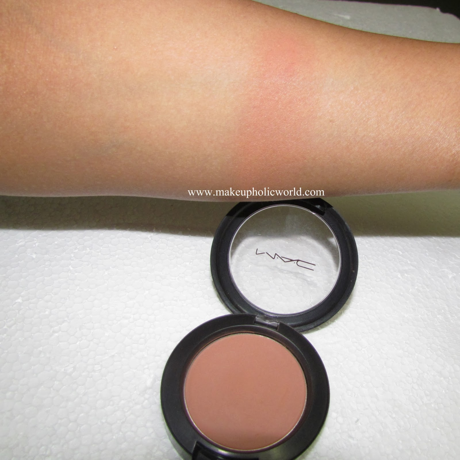 mac coppertone blush - photo #25