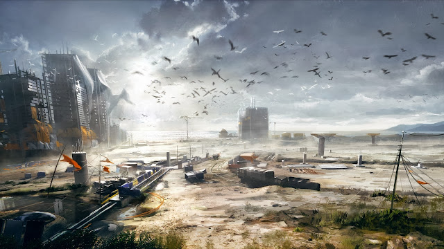 battlefield 4 concept art wallpapers HD