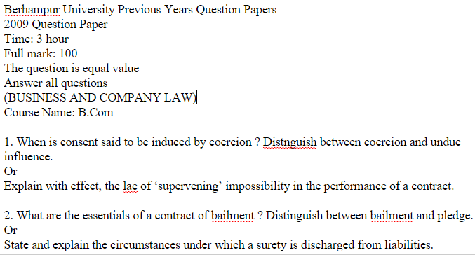 Business Law Question?