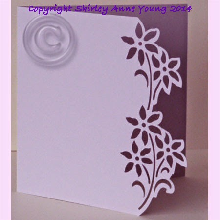 Download Shirley's Cards: Flower Card Freebie