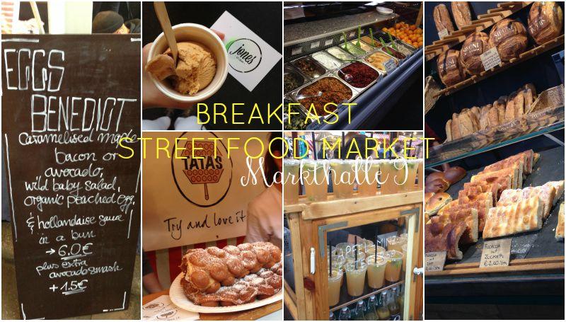 TheBlondeLion Travelguide Berlin Fleamarket Streetfoodmarket Breakfast Market Markthalle Neun