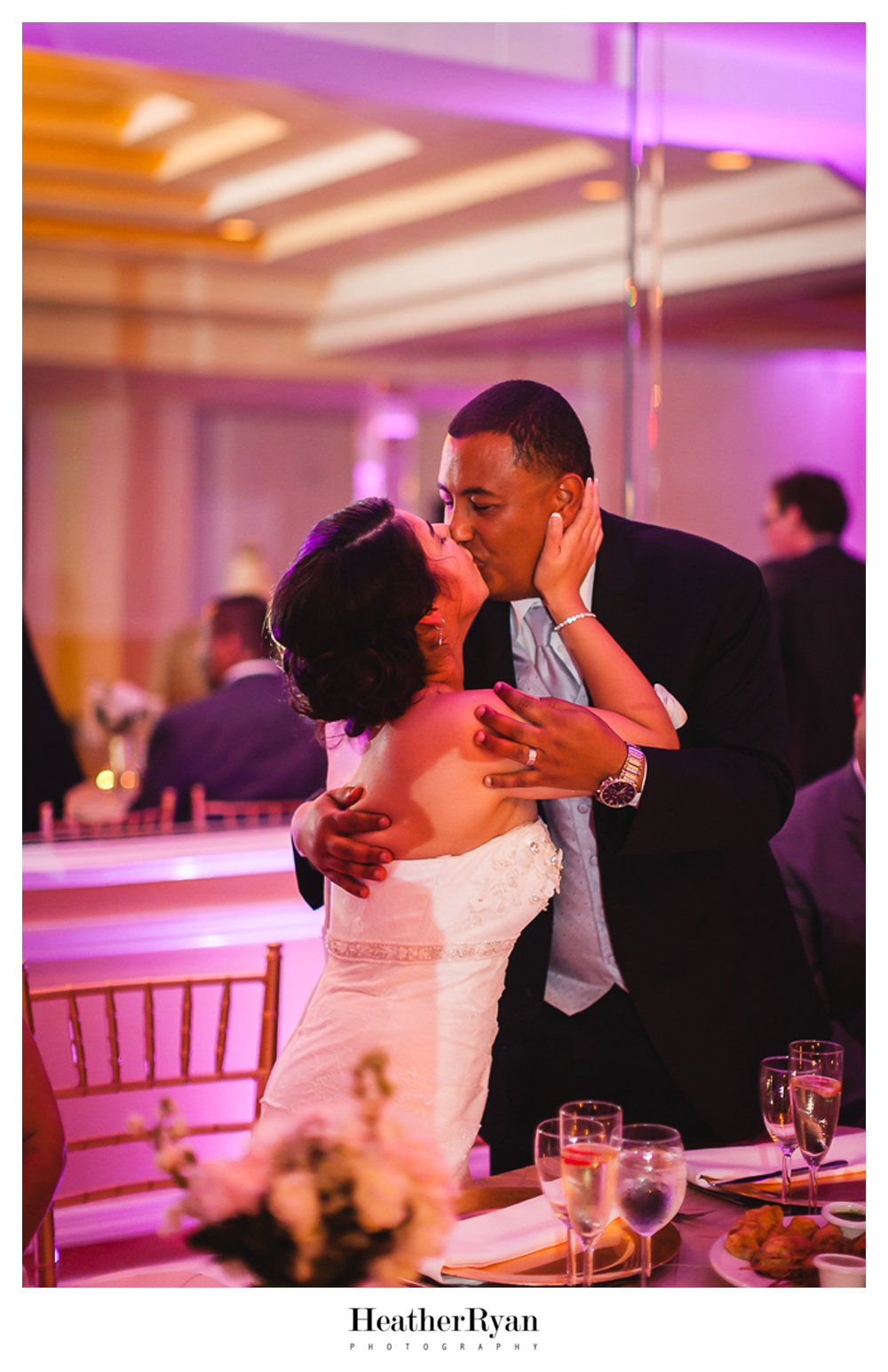 The Villa, Beltsville MD Wedding Photography