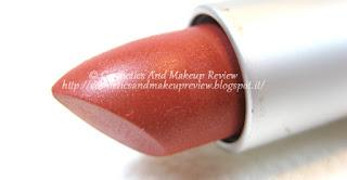 Benecos - Natural Lipstick Peach - colore