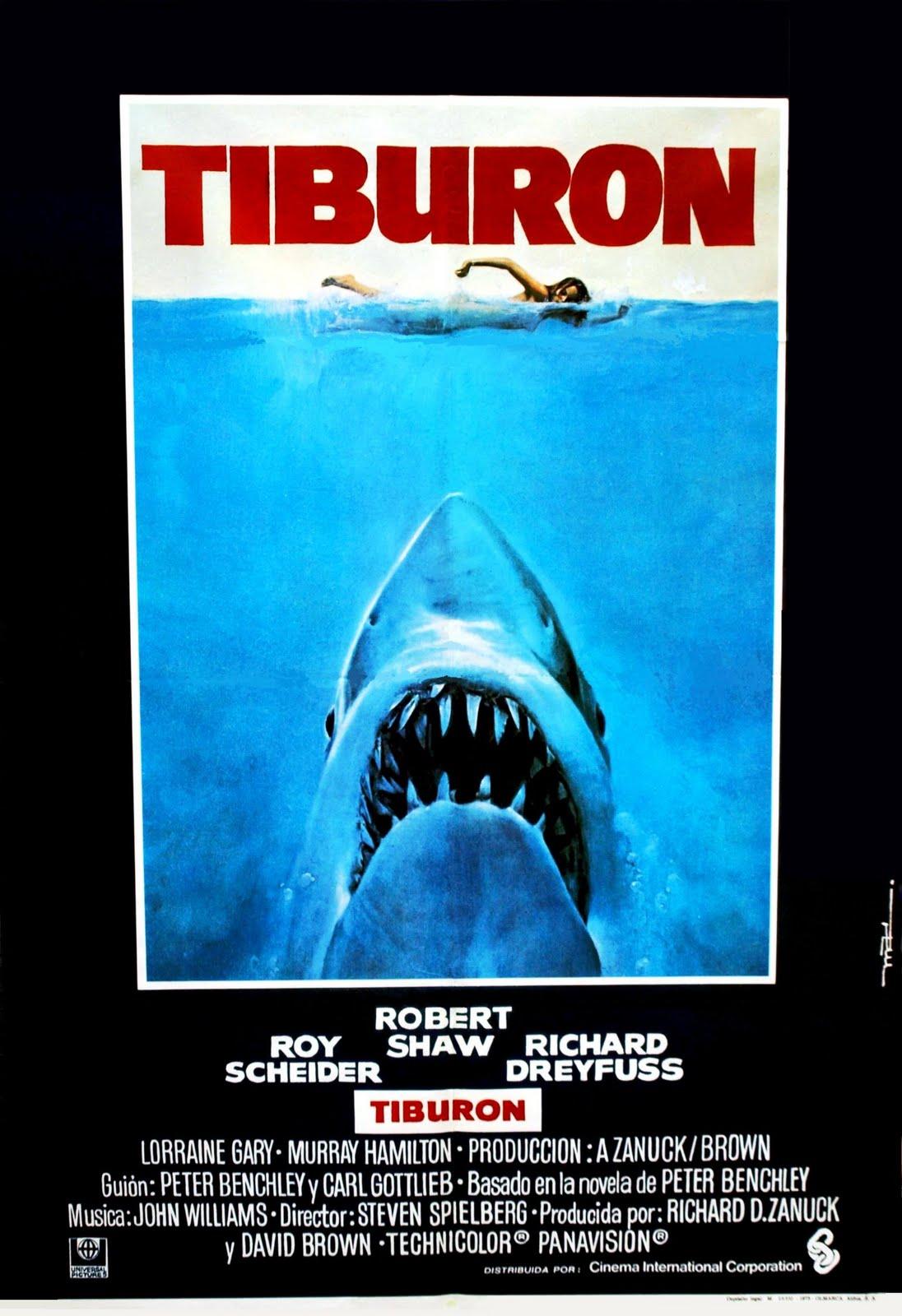 Tiburón (Jaws) (1975)