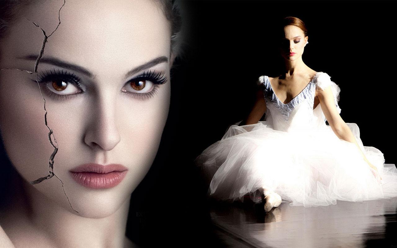 Natalie Portman Black Swan Full HD Wallpaper