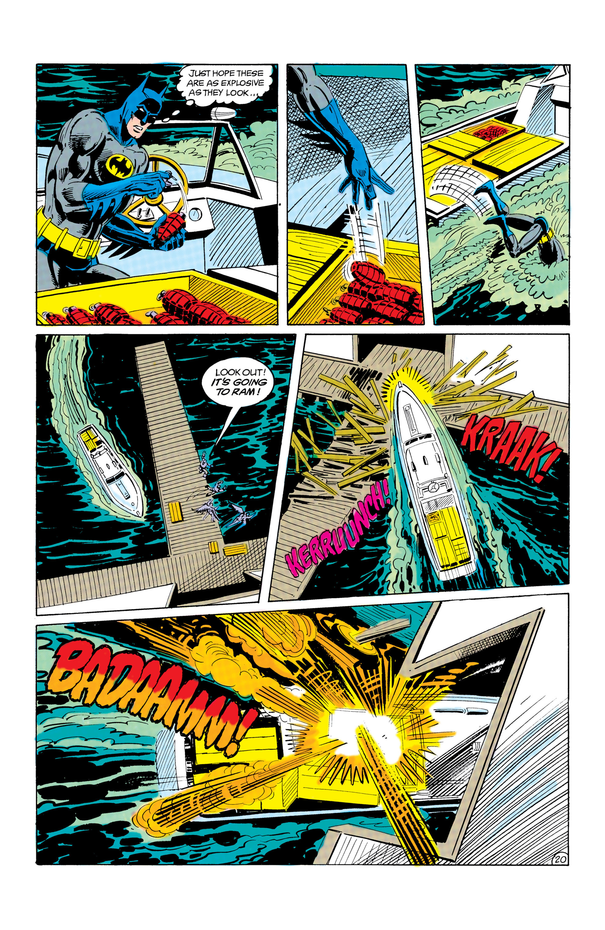 Detective Comics (1937) Issue #595 Page 37