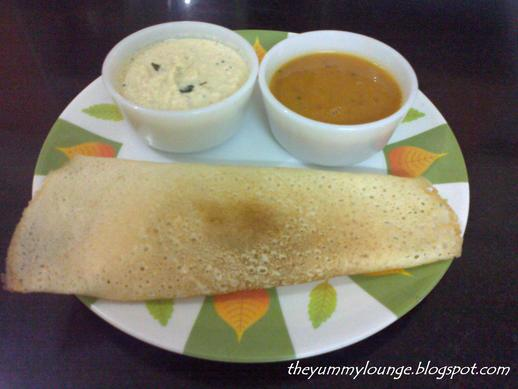 How to make Restaurant Style Dosa recipe and Dosa batter Recipe