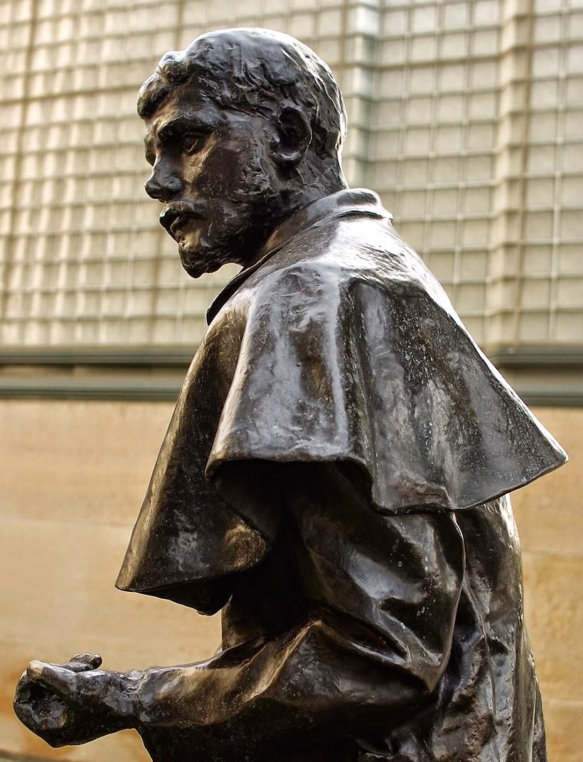 Jules Bastien-Lepage by Auguste Rodin, 1889