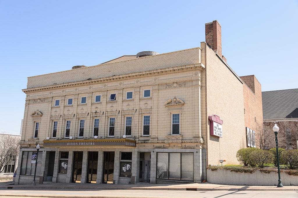 The Dixon Theater - Dixon, IL